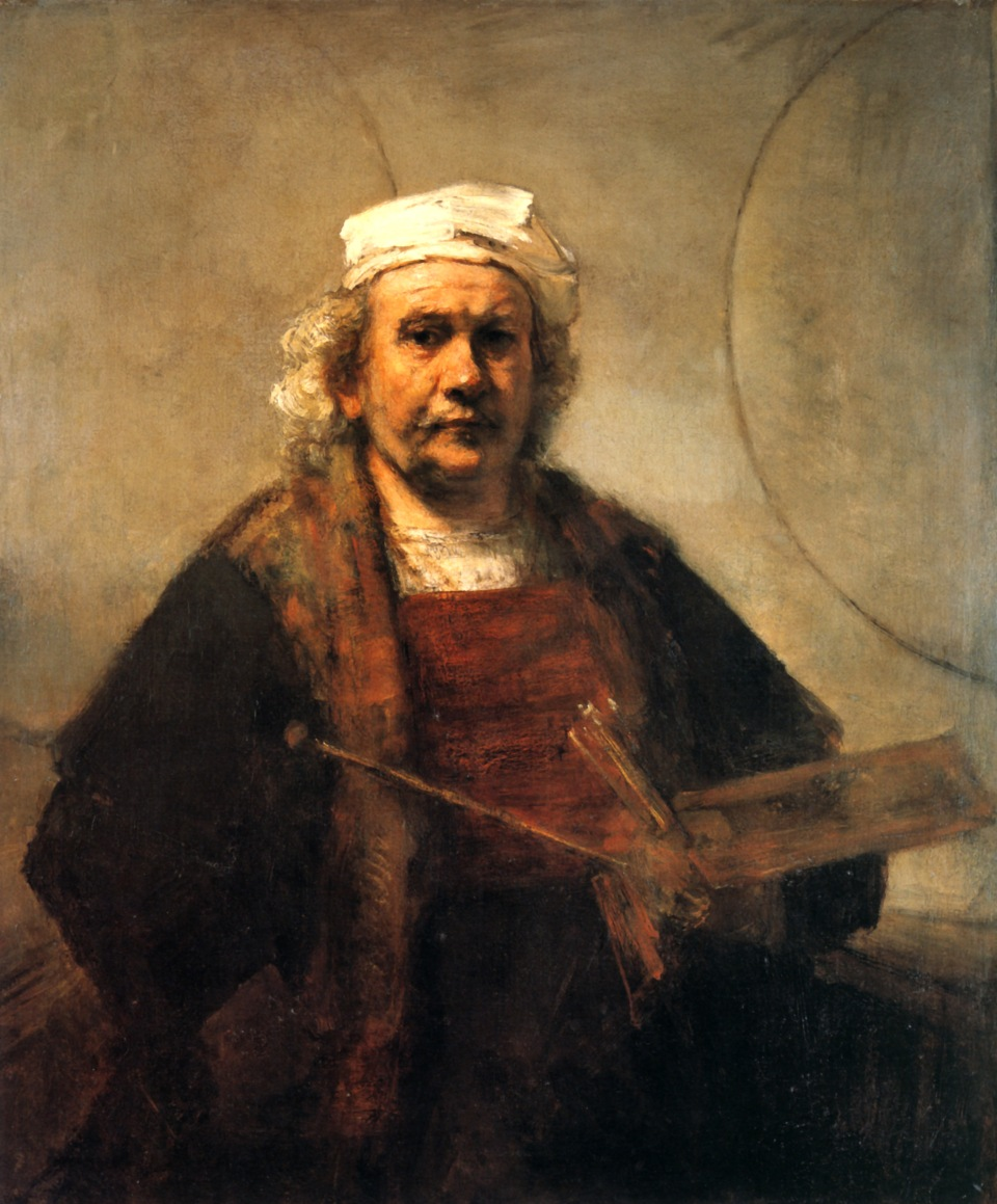 Rembrandt_Self_Portrait_with_Two_Circles